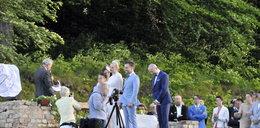 Kto był na ślubie Sztaby? Czy europoseł dojechał?