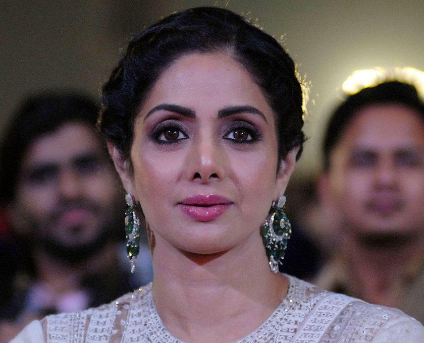 Nie żyje aktorka Bollywood Sridevi Kapoor. Zmarła na atak serca