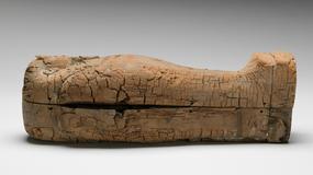 100 lat temu w Egipcie znaleziono maleńki sarkofag. Teraz ujawniono, co się w nim znajduje