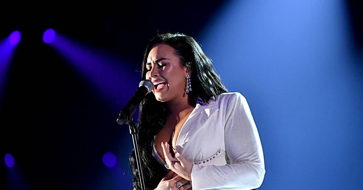 Nach fast tödlicher Überdosis: Demi Lovato feiert Comeback mit Tränen-Auftritt