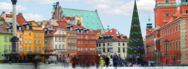 Warszawa na czele najtańszych miast Europy