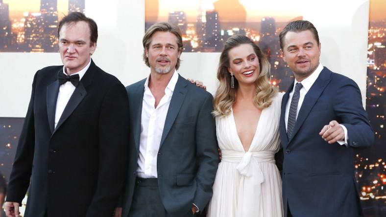 """Reżyser i jego aktorzy. Premiera filmu """"Pewnego razu... w Hollywood"""""""