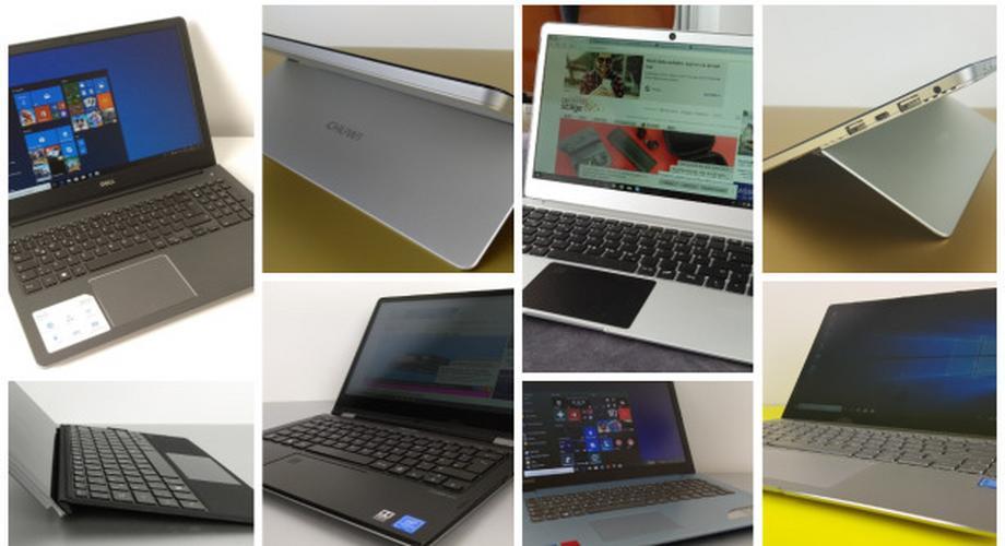 Vergleichstest: acht Windows-Laptops bis 500 Euro