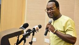 Mr Selorm Adadevoh, MTN Ghana CEO