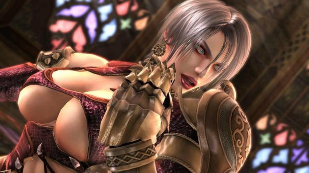 Japońskie gry erotyczne - SoulCalibur IV
