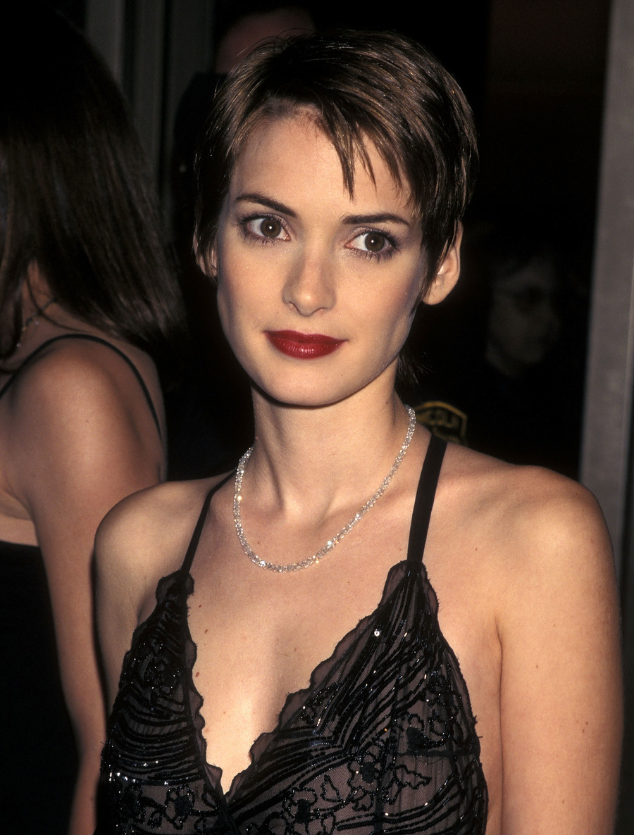 Winona Ryder w latach 90. / Getty Images / Ron Galella Ltd