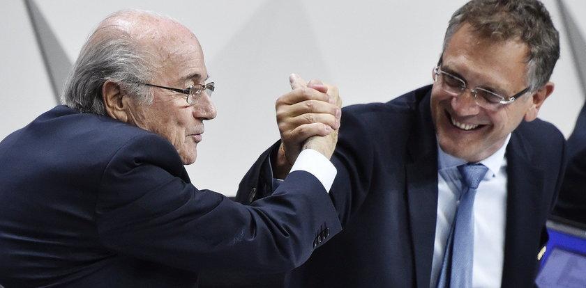 Afera w FIFA. W korupcję zamieszana prawa ręka Seppa Blattera!