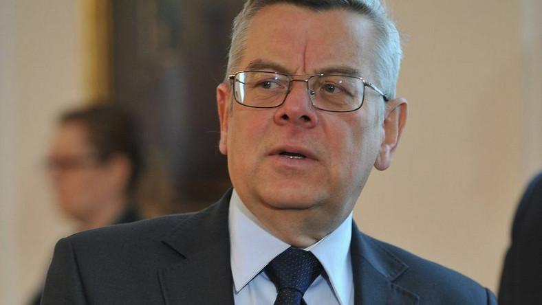 Nałęcz o przemówieniu Jarosława Kaczyńskiego do młodych