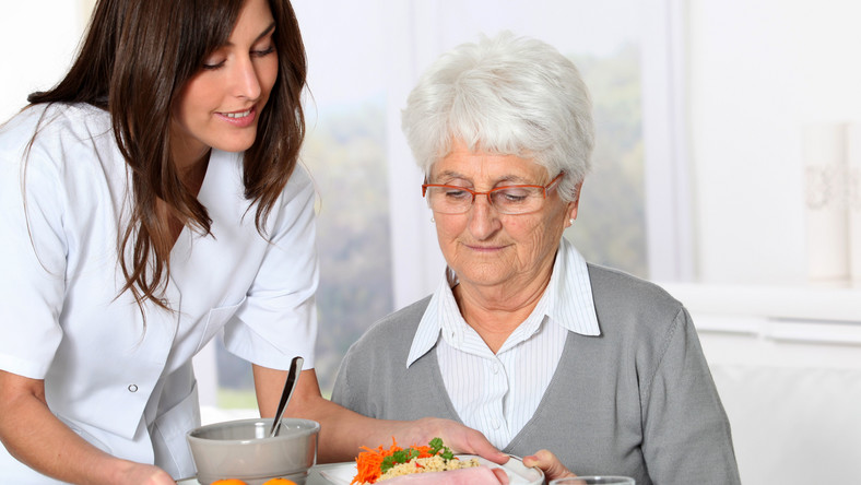 Wielu seniorów w USA decyduje się na pobyt w domu spokojnej starości