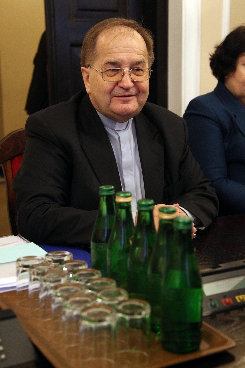 Dyrektor Tadeusz Rydzyk