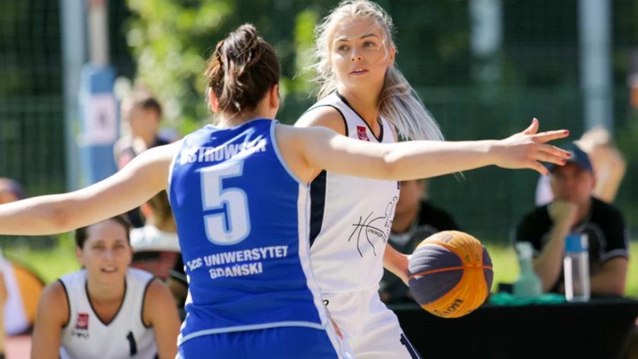 AZS - koszykówka 3x3