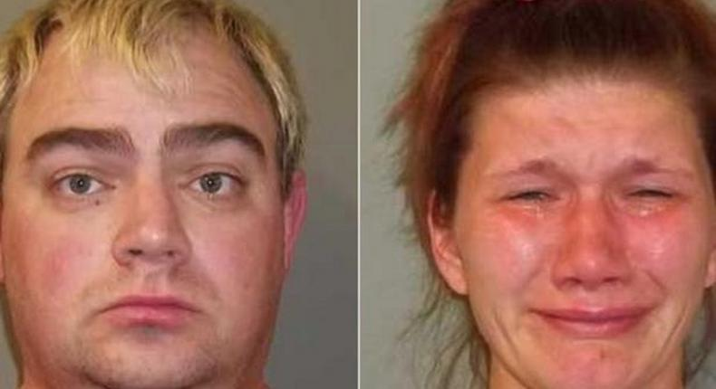 This couple held a 16-year-old boy down against his will, raped him and carried out a foursome on him.