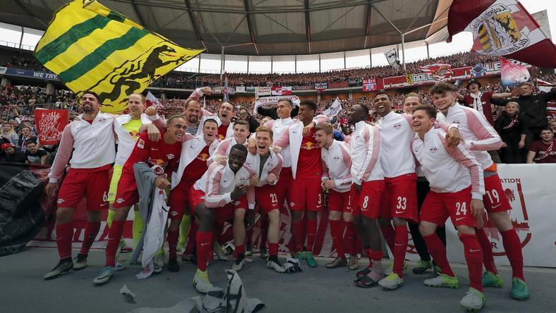 Red Bull wygrał z UEFA. Lipsk i Salzburg w Lidze Mistzów