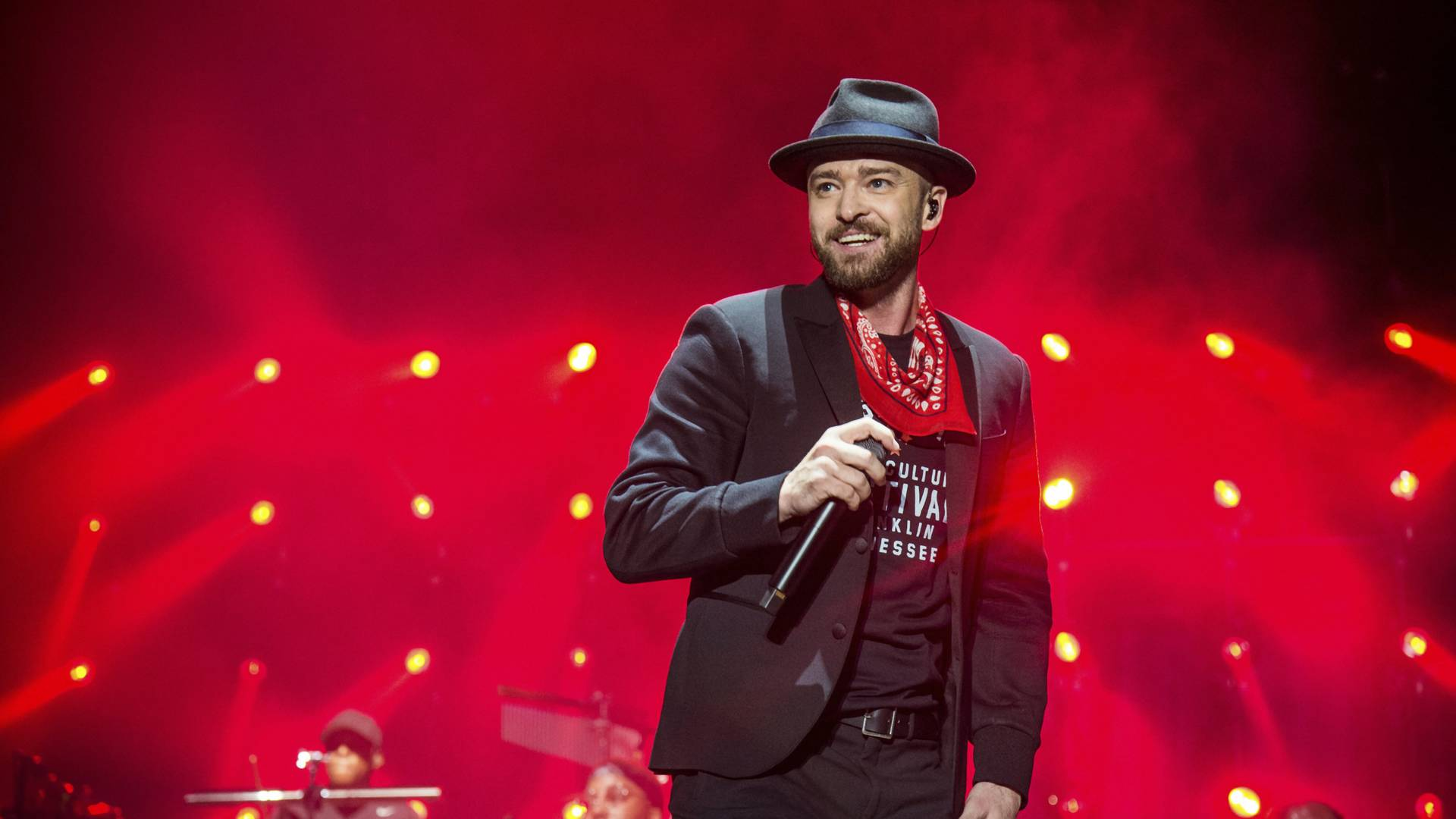 """Sexy Back"": Justin Timberlake macht die Superbowl-Show 2018"