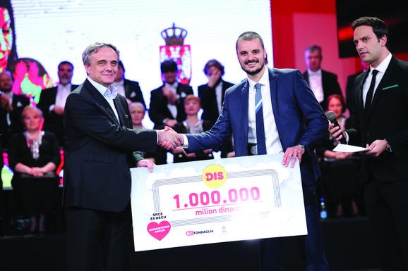 Još milion: Donaciju kompanije