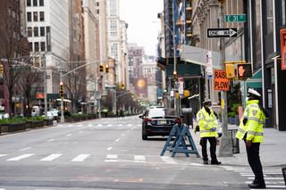 Nowy wariant koronawirusa wykryto w Nowym Jorku