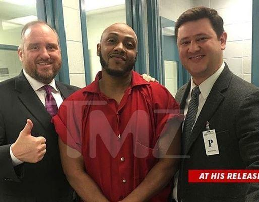 Mystikal is a free man after spending 18 months behind bars [TMZ]