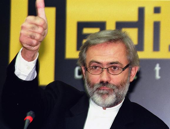 Pobedio: Slavko Ćuruvija