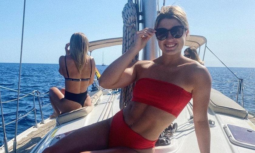 Magda Stefanowicz szybka na bieżni i piękna w obiektywie