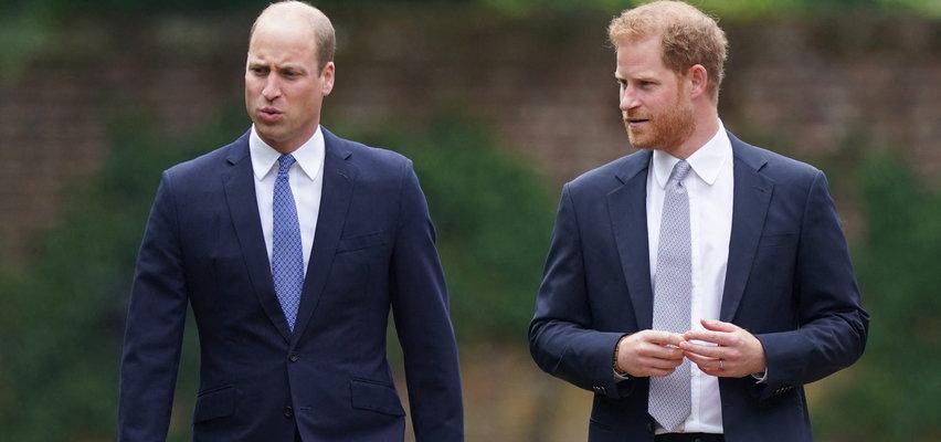KsiążęHarry i książęWilliam wcale nie są na dobrej drodze do zgody. Pojednali się i znów zwaśnili?