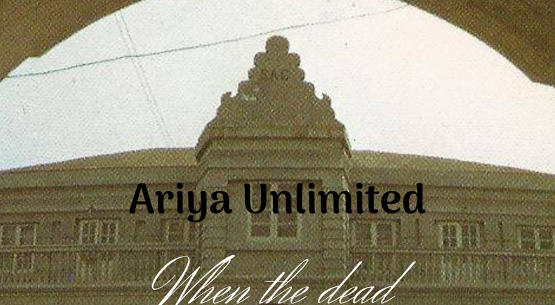 Short Story - Ariya Unlimited