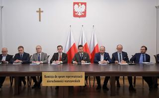 Członkowie komisji weryfikacyjnej z PiS domagają się wezwania Gronkiewicz-Waltz