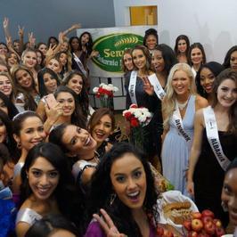 Miss Supranational 2016: kandydatki bawią się w Polsce. Mamy zdjęcia!