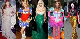 Najgorsze kostiumy na Halloween. Naprawdę straszne!