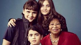 Dzieci Michaela Jacksona otrzymują  8 mln dolarów na wydatki