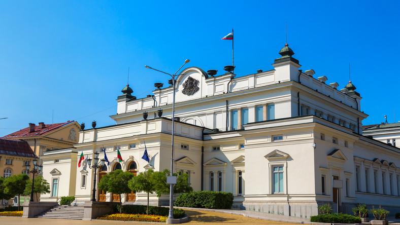 Siedziba parlamentu Bułgarii