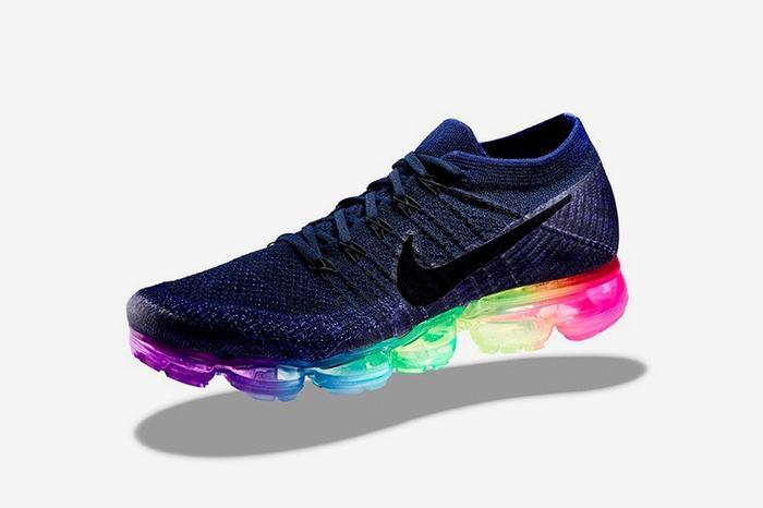 adidas buty z tęczową podeszwą