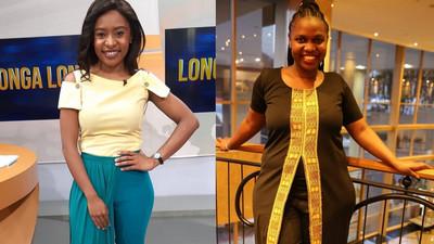Citizen TV's Mashirima Kapombe & Dorcas Wangira win international award