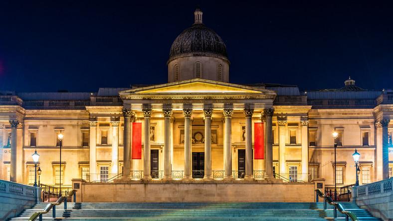 The National Gallery w Londynie