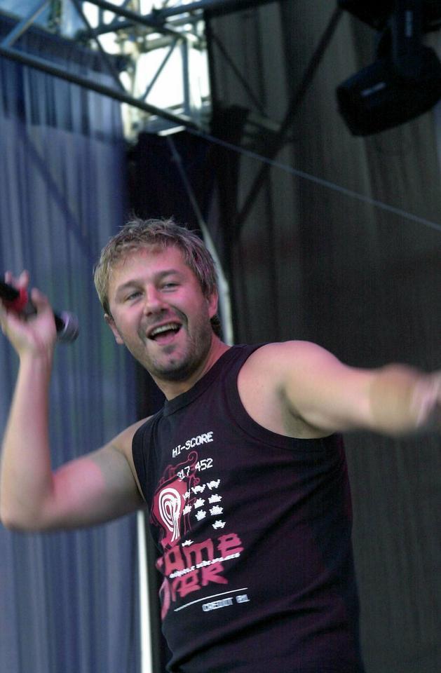Andrzej Piaseczny w 2004 roku