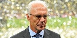 Beckenbauer o korupcji: Podpisywałem wszystko