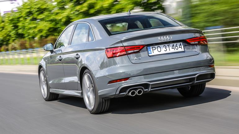 Audi A3 Limousine 2.0 TDI S line