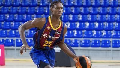 Basket : Papi Brancou Badio résilie son contrat avec le Barça