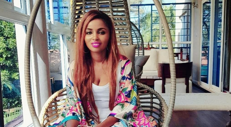 We are not in good terms – Anerlisa Muigai says on relationship with hubby Ben Pol