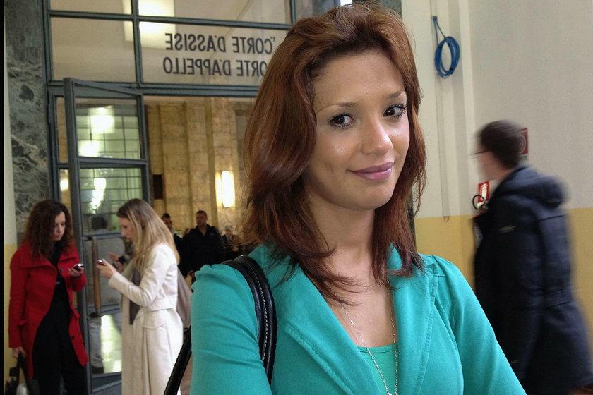 Italy, Milan: Hearing in 'Ruby' trial. Imane Fadil