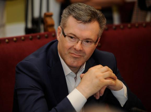 Igor Bečić od danas je predsednik Obora za kontrolu službi bezbednosti