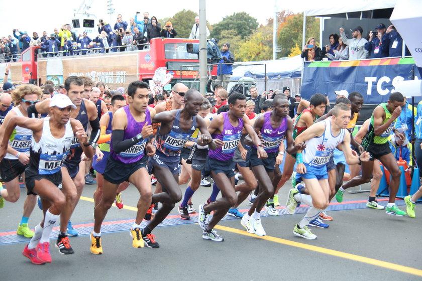 Przekręt na maratonie, biegacze pozwali organizatorów