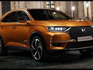 citroen DS7 Crossback