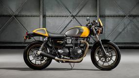 Triumph na Intermot 2016: motocykle retro o pojemności 900 ccm