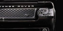 Autobiography Black - Edycja limitowana na 40-tą rocznicę Range Rovera