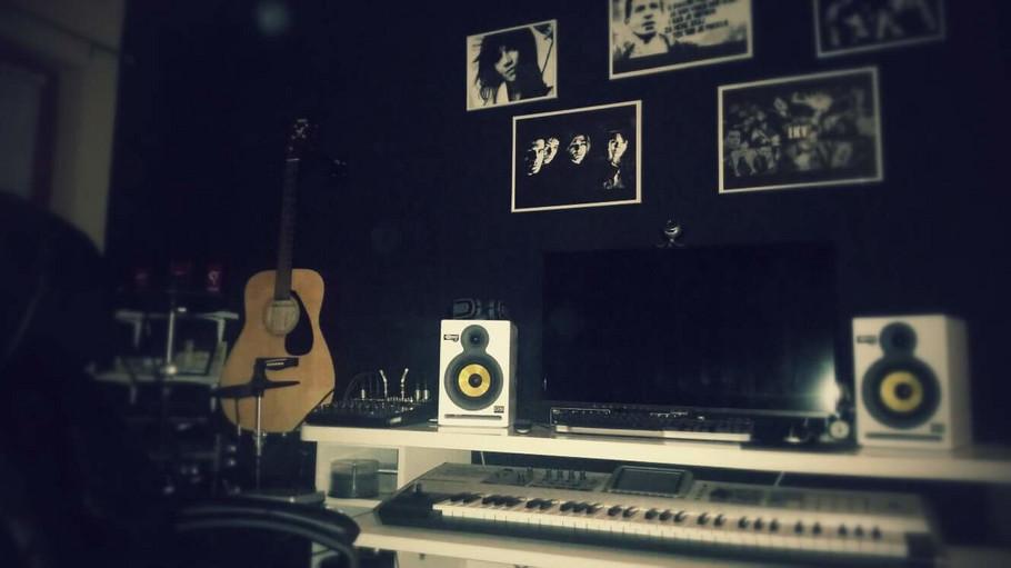 Studio u stanu Tamare Dragić