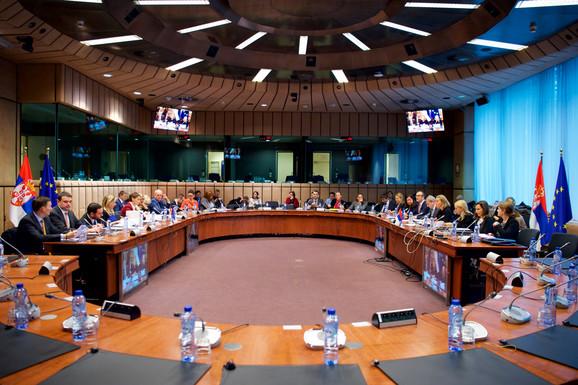 Današnji skup u Briselu