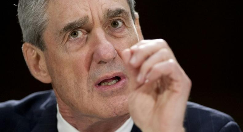 The US Department of Justice named Robert Mueller, who was director of the FBI from 2001 to 2013, as special counsel to lead the investigation into Russian meddling in the 2016 election