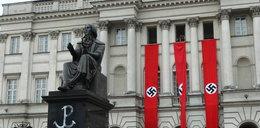 Warszawa znowu pod okupacją