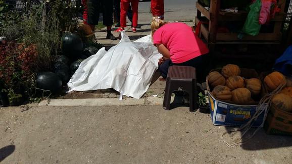 Prodavac lubenica preminuo posle rasprave sa komunalcima
