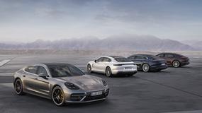 Porsche Panamera wydłuża się i jeździ oszczędniej